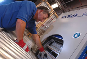 MecWash helps Dunlop Equipment Division of Meggitt Aerospace maximise component quality and environmental performance
