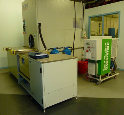 Kinemotive cleans up its manufacturing process and its bottom line with MecWash aqueous parts washing system