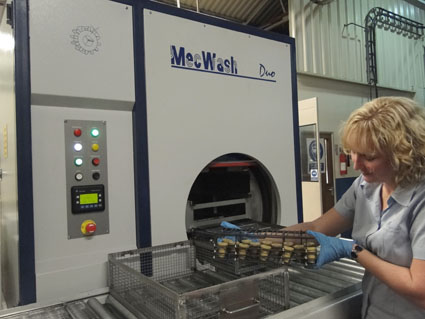 Open houses offer MecWash opportunity to showcase capability
