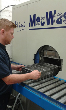 Davturn Ltd turns to MecWash to help deliver operational improvements
