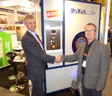 UK show demos convince WTI Fasteners to invest in Duo