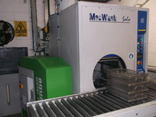 MecWash meets quality standards in modern manufacturing facility