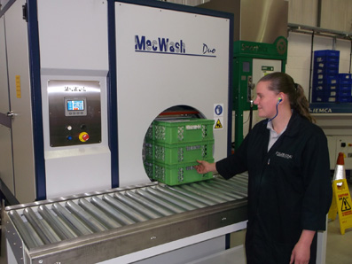 Investment in new MecWash machine for Fylde CNC