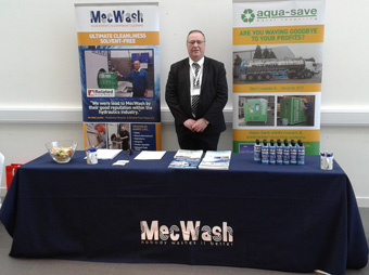 MecWash to exhibit at National Fluid Power Centre Open Day
