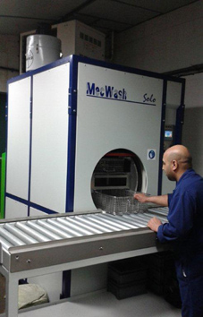MecWash recommended by leading Machine Tool Manufacturers