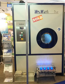 Additional salesperson required to meet growing demand for MecWash