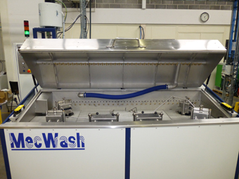 MecWash Pipe Washer Sorts Cleaning Problem in India
