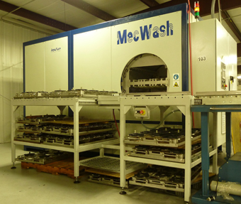 Stewart Manufacturing invests in MecWash Maxi to meet growing demand