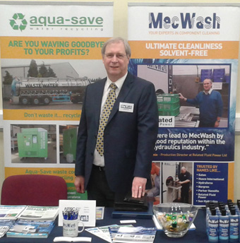 MecWash to exhibit at National Fluid Power Centre Open Day 2017