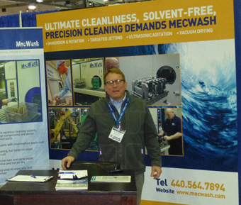 MecWash reports new leads and strengthened partnerships at PMTS