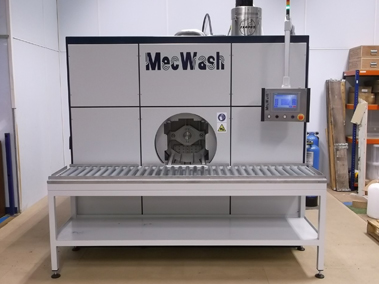 Costs cut, increased productivity and new orders for Swiftool with MecWash industrial washing system
